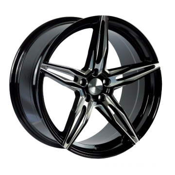 Concave Design Staggered Wheel